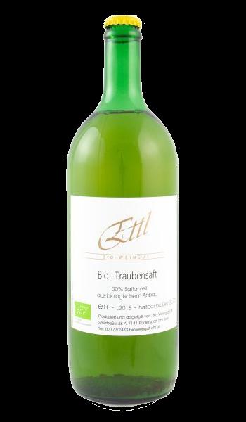 bio traubensaft weiss 1 liter